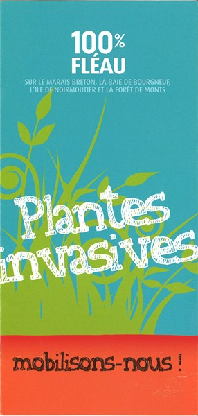 plaquette plantes invasives